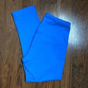 90 Degree High Waist Crop Yoga Pants